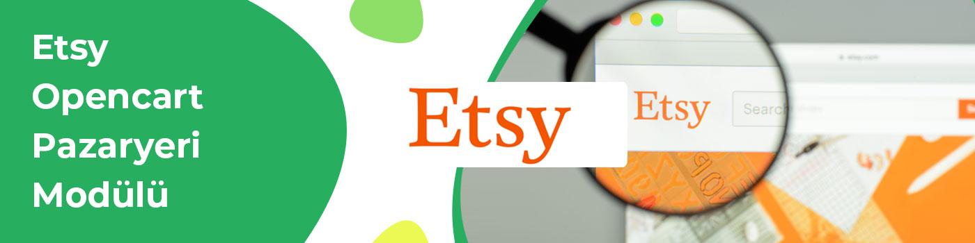 Etsy Opencart Modülü